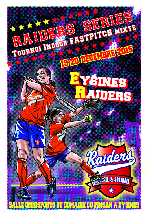 RAIDERS SERIES 2015