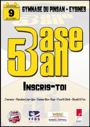 Affiche Baseball 5